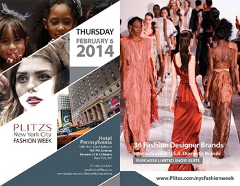Plitzs New York Fashion Week