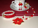Canadian Beauty Jewellery Set
