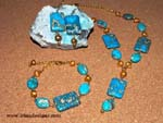 Desert Sky jewellery set