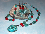 Sedona jewellery set